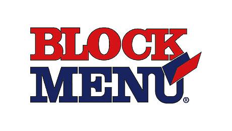 Block Menü